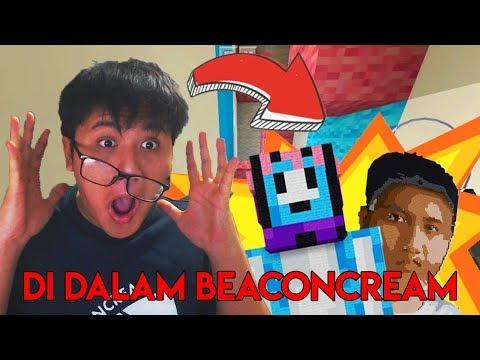 APA SIH YANG ADA DI DALAM BEACONCREAM?!?! - Minecraft Pocket Edition Indonesia MCPE
