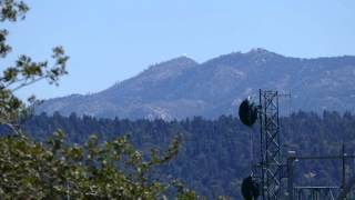 Operation On-Target: Butler Peak flashes seen at Crestline