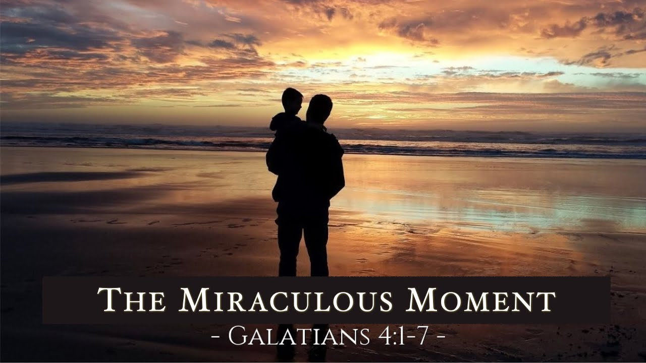 The Miraculous Moment, 06-13-21