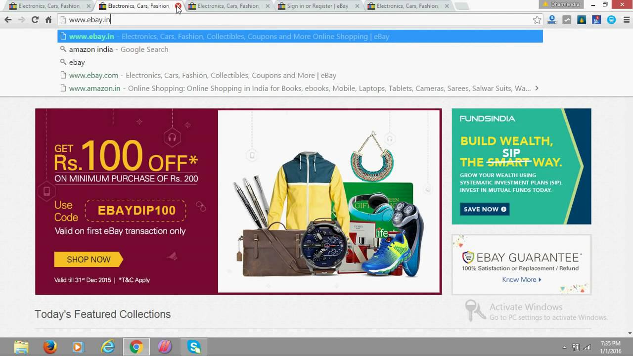 how to make money on ebay from india 2016 1 - YouTube