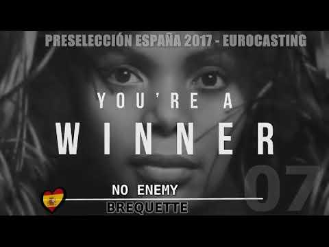 Recap preselección Eurovision 2017  (España) - EUROCASTING - My Top 10