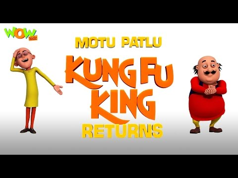 Motu Patlu Kungfu King Returns - Motu...