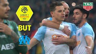 But Florian THAUVIN (21' pen) / Olympique de Marseille - AS Saint-Etienne (2-0)  (OM-ASSE)/ 2018-19