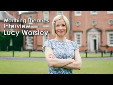 An Interview with Lucy Worsley