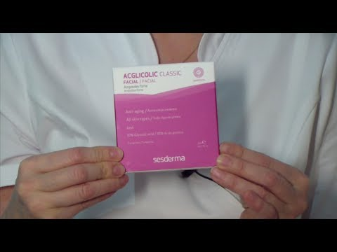 ACGLICOLIC CLASSIC FORTE - Ампулы с гликолевой кислотой