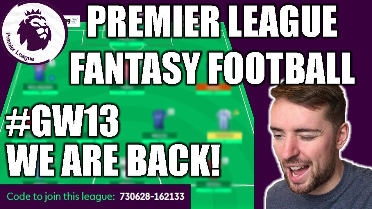 Fantasy Premierleague Com