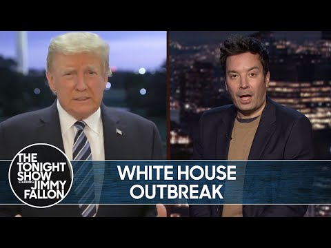 Trump Thinks He's Immune to the Coronavirus Now | The Tonight Show