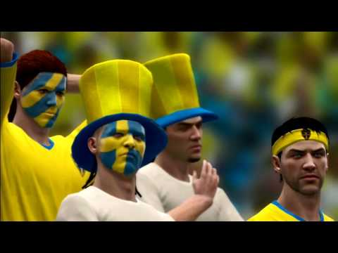 EA Sports FIFA World Cup 2010 - USA Playthrough - Knockout Stage (EP 9)