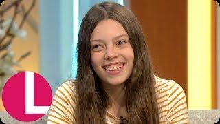 America&#39s Got Talent Contestant Courtney Hadwin Already Has Famous Fans  Lorraine