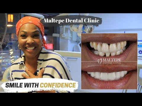 Dental Travel from London to Istanbul | Maltepe Dental Clinic, Turkey
