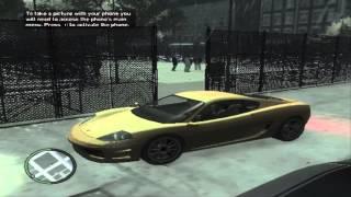 GTA IV Ultra FPS Növelő MOD! / Kis Gameplay :D