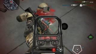 Warface: Играю с Daewoo K3