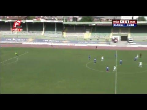 MUĞLASPOR  -  Sultangazispor  (3.Lig Yükselme Maçı Tamamı - 01.05.2016)