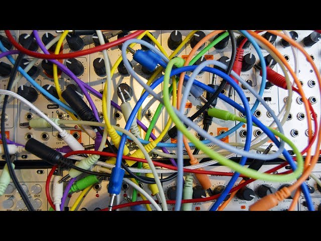 Mutable Instruments Braided Patch Cable 20 Pack CABLES NEW PERFECT CIRCUIT
