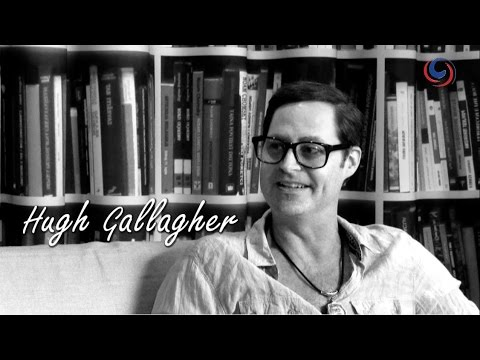 Beyond the Lines - Interview with Irish-American writer - Hugh Gallagher