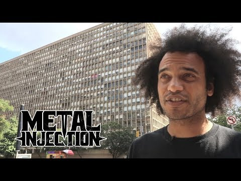ZEAL & ARDOR Tours NYC's Brutalist Architecture | Metal Injection