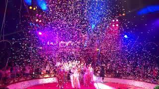 Zirkus Roncalli in Köln 2018