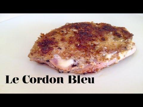 recette-facile-pour-étudiants-n°4-:-cordon-bleu- -fastgoodcuisine