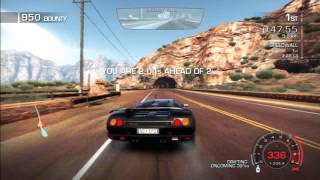 Need For Speed: Hot Pursuit | Jet Set - 2:23.86 | Race
