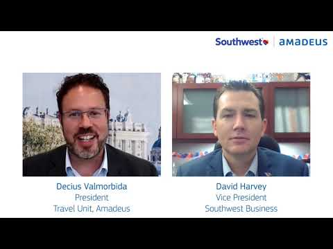 Q&A with David Harvey, Southwest Business