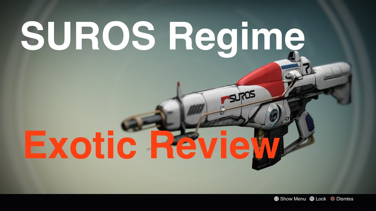 how to get the suros regime