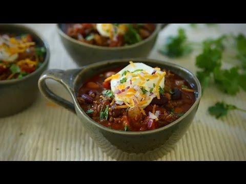How To Make Quick Chili | Beef Recipes | Allrecipes.com