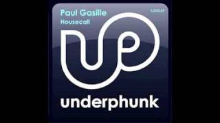 Paul Gasille - Housecall - UD0039