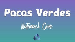 Natanael Cano - Pacas Verdes (letra/ lyrics)