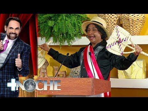 El JJ cumple sus promesas de campaña en Yucatán... ¡Bomba! | + Noche | Distrito Comedia