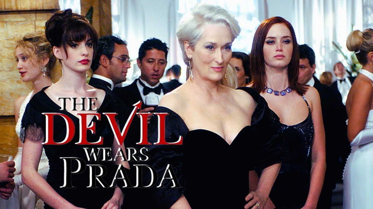 Lessons learned from The Devil Wears Prada