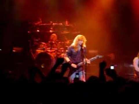 Megadeth - Die Dead Enough 01.02.2005