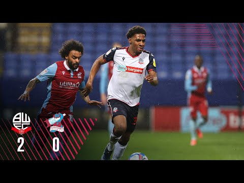 Bolton Scunthorpe Goals And Highlights