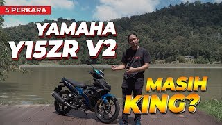 Download YAMAHA Y15ZR. KENAPA MASIH JADI KING KAPCAI?