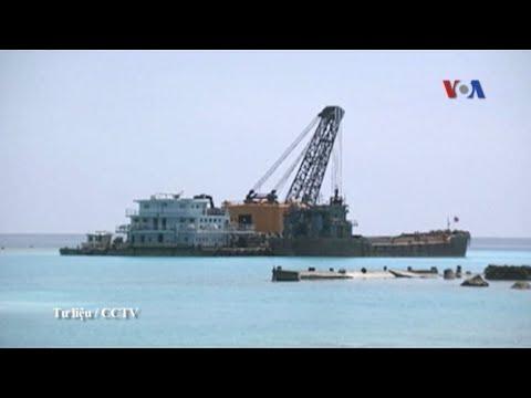Trung Quốc đưa vũ khí ra các đảo nhân tạo, Việt Nam phải làm gì? poster