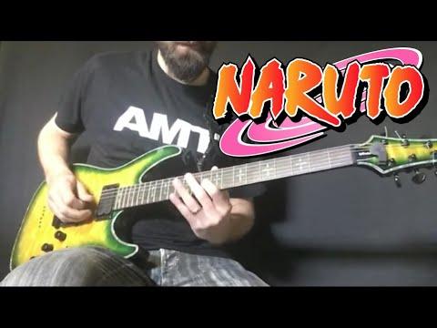 Naruto Guren Theme - Rock Metal Version - Marco Vitali