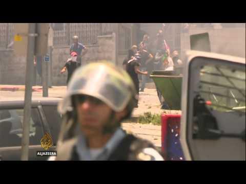 Anger in Jerusalem over death of Palestinian