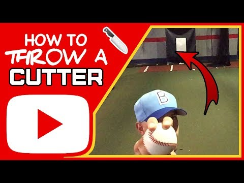 How To Throw An MLB Cutter From David Aardsma - Mariano Rivera Style Cutter - Pitch Grips