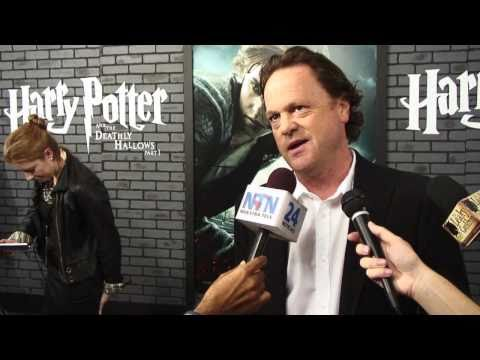 Deathly Hallows NY premiere - Interviews with the Crew
