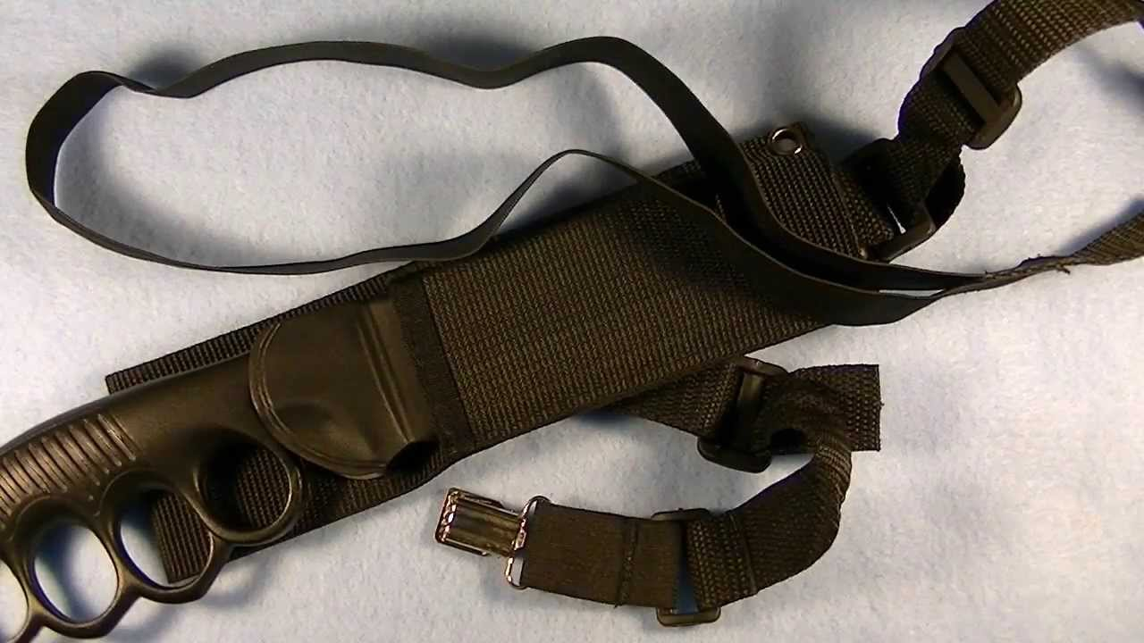 United Cutlery Shoulder Holster Trench Knife