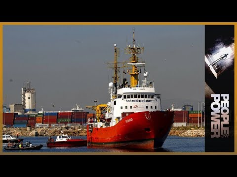 🇮🇹  🇱🇾 Rescue at Sea: Migrants in the Mediterranean | People and Power