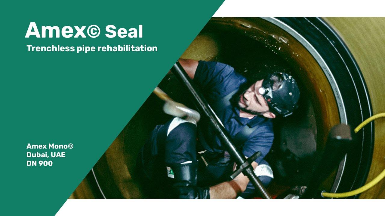 Amex Seal Job-Site Dubai