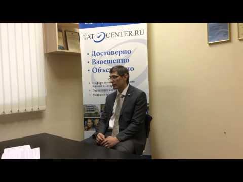 Эффективна ли поддержка предпринимательства в Татарстане? Артем Наумов