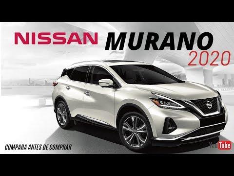 Nissan Murano 2020 Versiones Y Precios Youtube