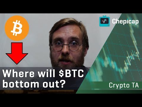 $BTC Crash AGAIN?! Where Will Bitcoin Bottom Out? | Cryptocurrency News | Chepicap