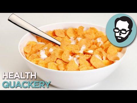 The Dark, Disturbing Origins Of Breakfast Cereal   Random Thursday