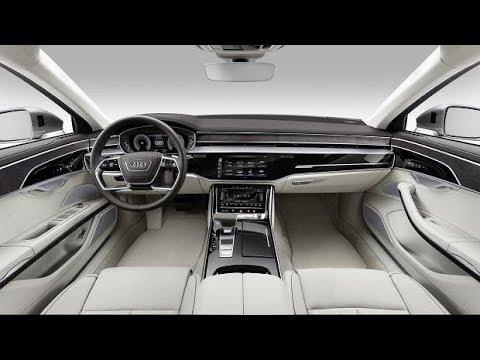 Audi A8 2018 Prezentacja Modelu Youtube