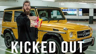 I Got KICKED OUT of Tesco | G63