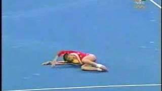Yang Yun - 2000 Olympics AA - Floor Exercise
