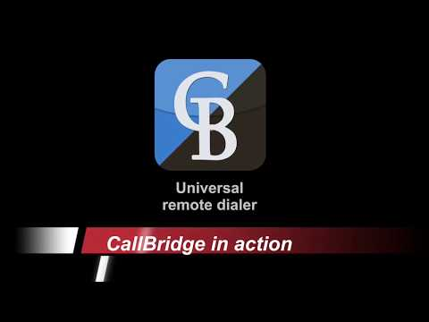 Autodialer in action