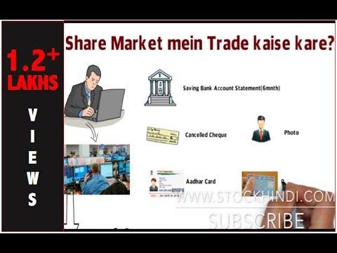 Stock market for beginners [Hindi]   Share Market Basics for Beginners In Hindi